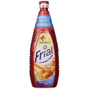 Frial Spécial friture, huile végétale, sans mauvaise odeur
