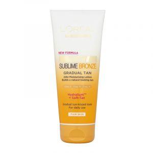 L'Oréal Sublime Bronze Gradual Tan - Auto-bronzant progressif clair