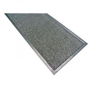 Sauter 60955 - Filtre métal anti-graisse (à l'unité) 525 x 185 mm