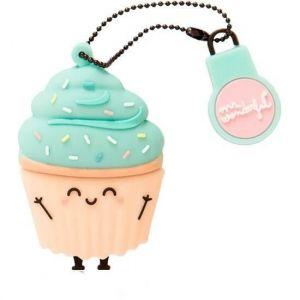 QUAM - Clé USB 2.0 16 Go Mister Wonderful Cupcake