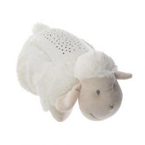 """Veilleuse Peluc Projecteur """"Mouton"""" 30cm Blanc Prix"""