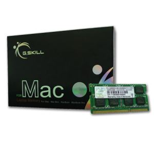 G.Skill FA-1333C9D-16GSQ - Barrettes mémoire pour Mac 2 x 8 Go DDR3 1333 MHz CL9 SoDimm 204 broches