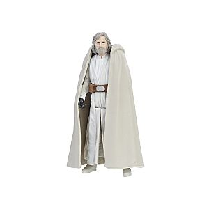 Hasbro Luke Skywalker Jedi Master (C1509) - Star Wars Episode VIII - Figurine 10 cm Héros 1