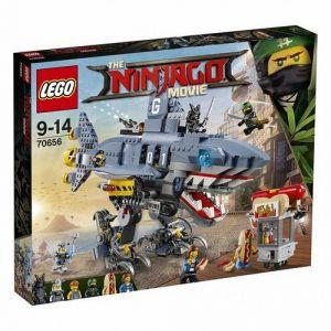 Lego 70656 - Ninjago : Le requin mécanique De Garmadon