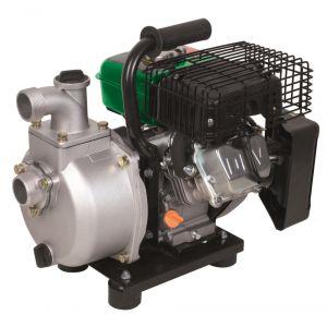 Ribimex Pompe à eau thermique 4 temps 18 m3/heure 87cc 2,4CV