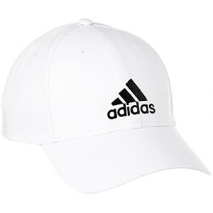 Adidas Classic Six-Panel Lightweight EMB Casquette Mixte Adulte, White/White/Black, FR : (Taille Fabricant : OSFM)