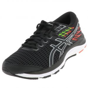 Asics Chaussures running Gel Cumulus 21 Gs - Black / White - Taille EU 38