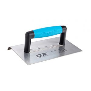 OX Fer à bordure grand angle Dim. 145 x 215 x 25 mm P014925 Pro - taille:
