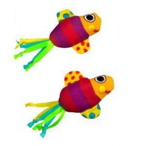 Petstages Jouet pour chat Fun Fishy