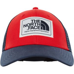 The North Face Mudder Trucker Cap red/urban navy