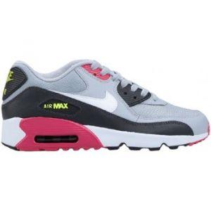 Nike Chaussures enfant Air Max 90 Mesh (GS) Gris - Taille 39,40,37 1/2