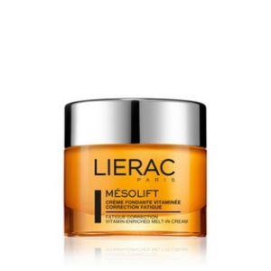 Lierac Mesolift - Crème fondante vitaminée correction fatigue