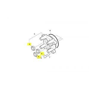 Kärcher JOINT A LEVRE Livré par 1 a commander X3 - 69640260