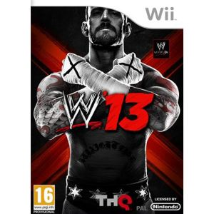 WWE'13 [Wii]