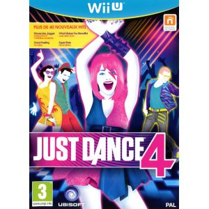 Just Dance 4 sur Wii U