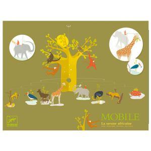 Djeco Mobile la savane africaine