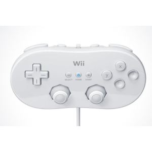 Image de Nintendo Manette classique pour Wii