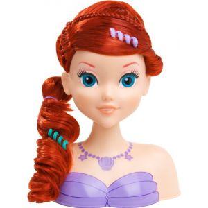 Tête à coiffer Ariel Disney Princess