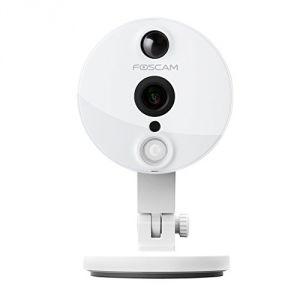 Foscam C2 - Caméra IP de surveillance intérieure Wi-Fi HD