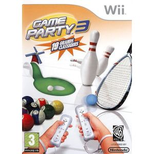 Game Party 3 [Wii]