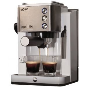 Solac CE4492 - Machine expresso Squissita Intelligent