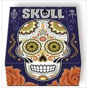 Asmodée Skull Silver