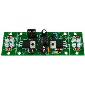 CLIGNOTANT LED HI-POWER À 2 CANAUX