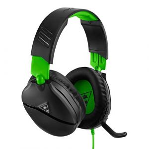 Turtle Beach Recon 70X Casque Gaming pour Xbox One/PS4 Nintendo Switch/PC