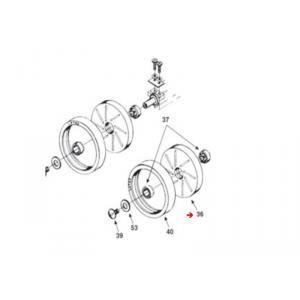 Procopi 1001018 - Grande roue de Polaris 180-280
