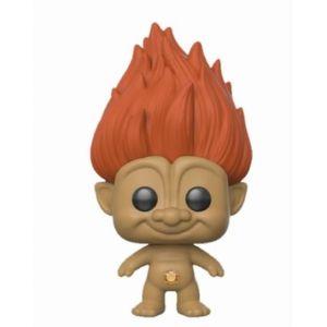 Funko Trolls - Bobble Head Pop N° 04 - Orange Troll