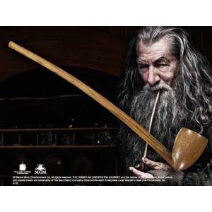 The Noble Collection Replique - Le Hobbit Un Voyage Inattendu - 1/1 Pipe De Gandalf 23 Cm