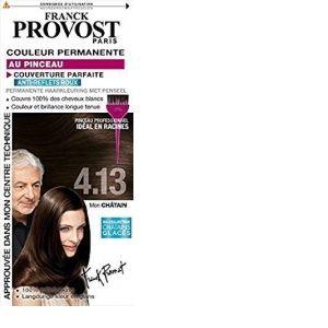 Franck Provost 4.13 Châtain glacé - Couleur permanente au pinceau