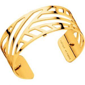 Les Georgettes Bracelet Ruban Or Medium