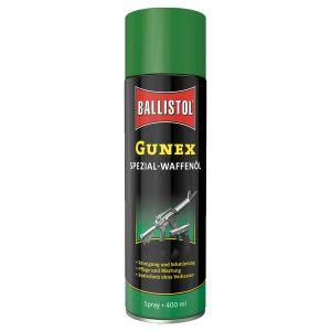 Ballistol Gunex Huile pour Armes et Protection Contre la Rouille 400 ML
