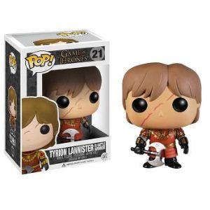 Funko Figurine Pop! Game of Thrones : Tyrion Battle Axe