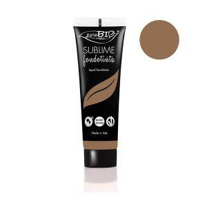 PuroBio Cosmetics Fond de teint Sublime n°7
