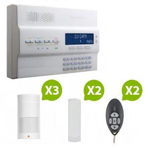 Paradox Magellan MG-6250 GSM Kit 4 - Alarme sans fil
