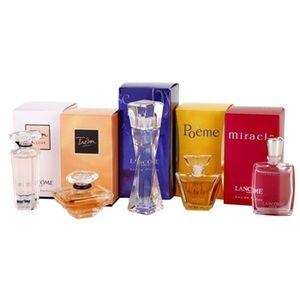 Lancôme Coffret de 5 miniatures de parfums