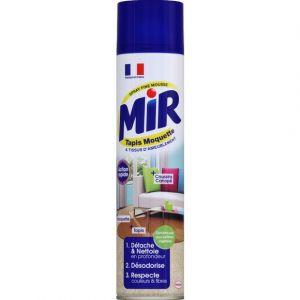 Mir Spray fine mousse tapis, moquette & tissus d'ameublement, triple action