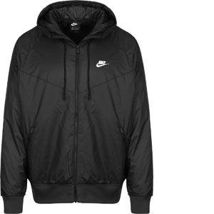 Nike Veste à capuche Sportswear Windrunner pour Homme - Noir - Taille XL