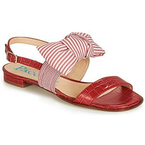 Paco Gil Sandales BOMBAY rouge - Taille 36,37,38,39,40,41
