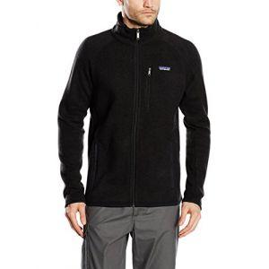 Patagonia Better Sweater Jacket - Veste polaire taille XXL, noir