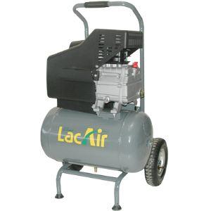 Lacme MaxAir 15/16 - Compresseur vertical monobloc 15 m³/h sur cuve 16 litres (460400)