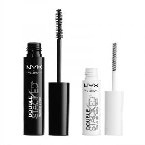 NYX Cosmetics Double Stacked - Mascara Fibre