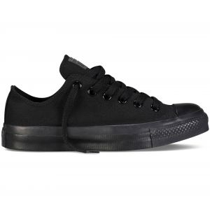 Converse Chaussures casual unisexes Chuck Taylor All Star Basses Toile Noir - Taille 39
