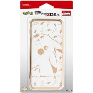 Hori Protecteur Pikachu Premium Gold pour New 2DS XL