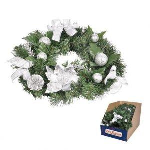 Couronne de Noël (35 cm)