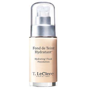 T.LeClerc Paris Ivoire - Fond de teint liquide hydratant SPF20