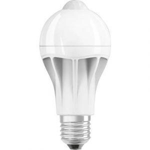Osram Ampoule LED Star + Motion Sensor E27 standard 11,5 W équivalent a 75 W blanc chaud - Culot : E27 - Puissance : 11,5 W - Equivalence : 75 W - Flux lumineux : 1060 Lm.