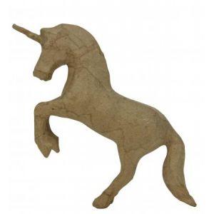 decopatch Licorne - papier mâché - 14 x 4 x 12 cm